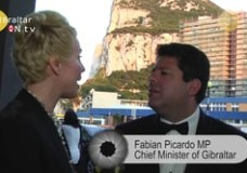 Gibraltar Intl Song Festival 2014 – Exclusive Interviews with The Governor & Chief Minister